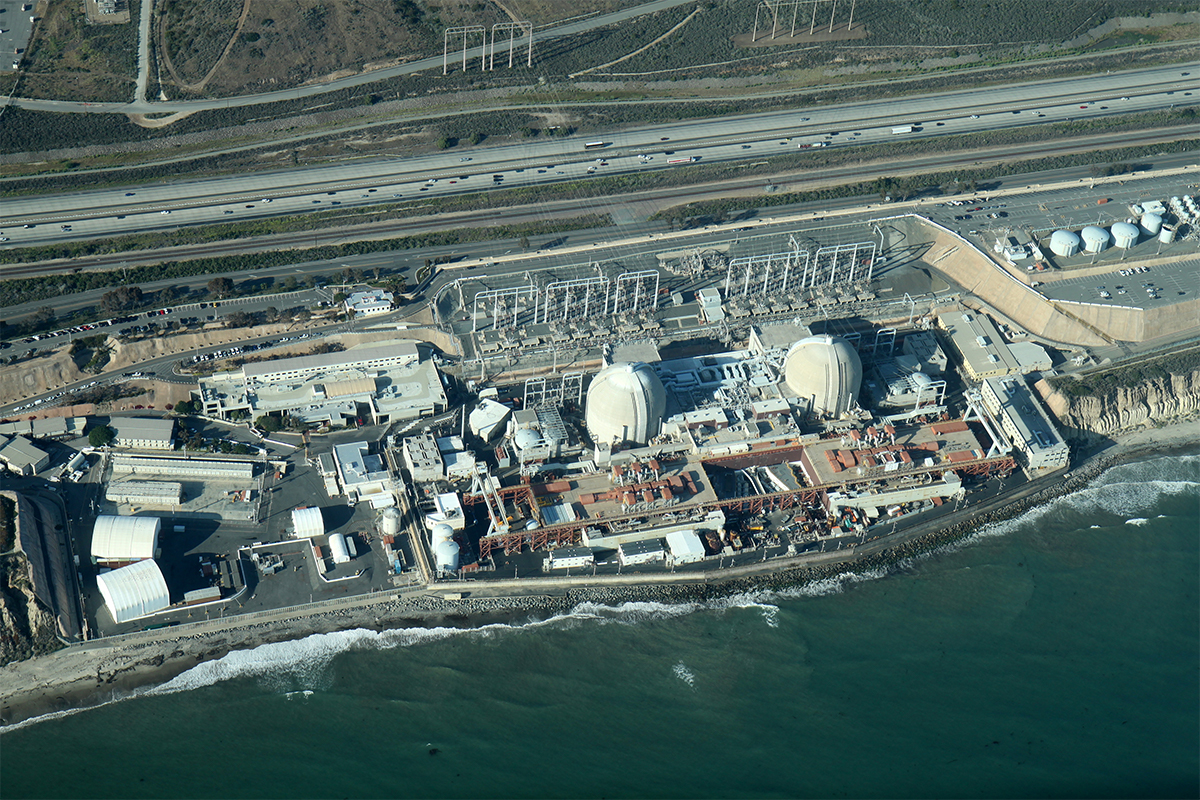 San Onofre Nuclear Generating Station (Bild: Wikipedia)
